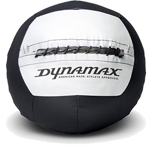 Dynamax Medizinball Standard Ball, Schwarz/Weiß, 2 kg, tf00372