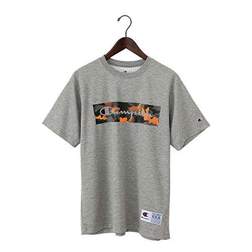 入り口船尾気候の山(チャンピオン)Champion プレイグラウンド MVS Tシャツ C3-LB377 [メンズ]
