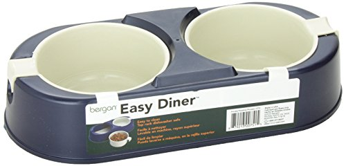 Bergan Easy Diner Pet Feeder - Cat Dish