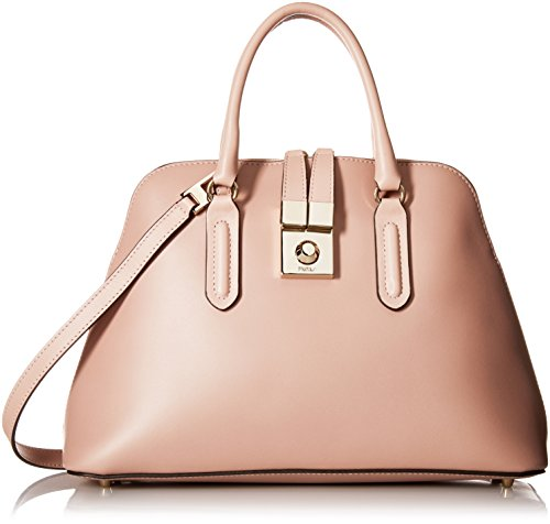 Furla Milano handbag medium rose