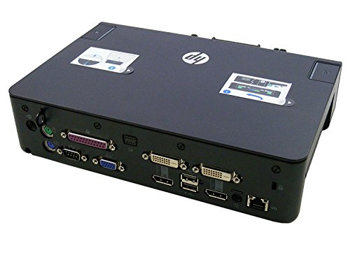 HP A7E36 120W Advanced Docking Station by HP (Image #1)