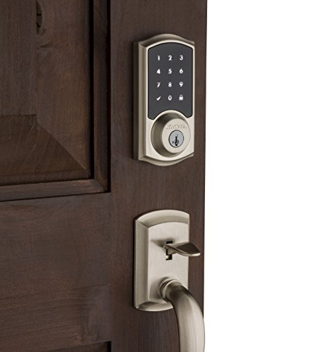 Kwikset Smartcode 916 Z Wave Smart Touchscreen Deadbolt Lock