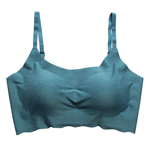 Reefa Brassiere/Sous-vêtements de Sport/Soutien-Gorge Rembourré Maintien Pour Running Gymnastique Fitness Musculation