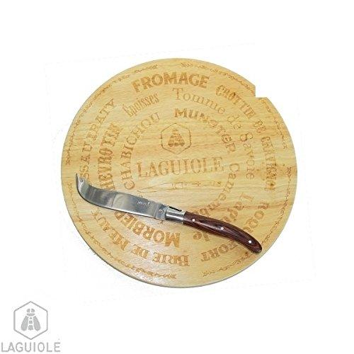madera Queso con cuchillo, con los nombres de los quesos ...
