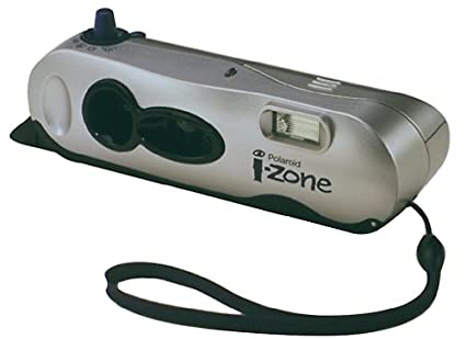 febf6597007f6 Amazon.com   Polaroid i-Zone Pocket Instant Camera (Silver Edition ...