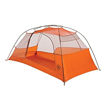 Big Agnes Copper Spur HV UL Tent, 2 Person, Grey/ Orange
