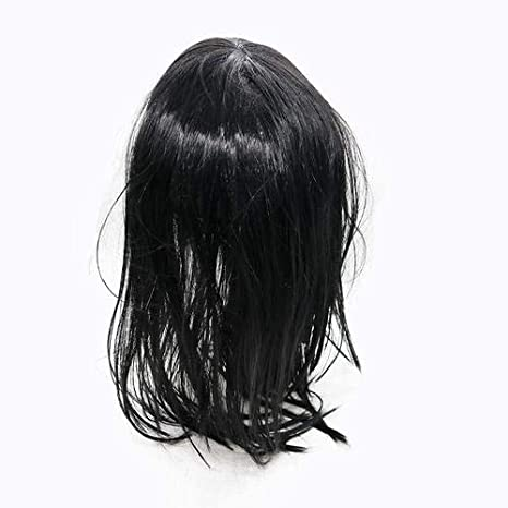 Death Game MOMO SCARY Mask Tern Halloween Female Ghost Wig Mask Cosplay Scary