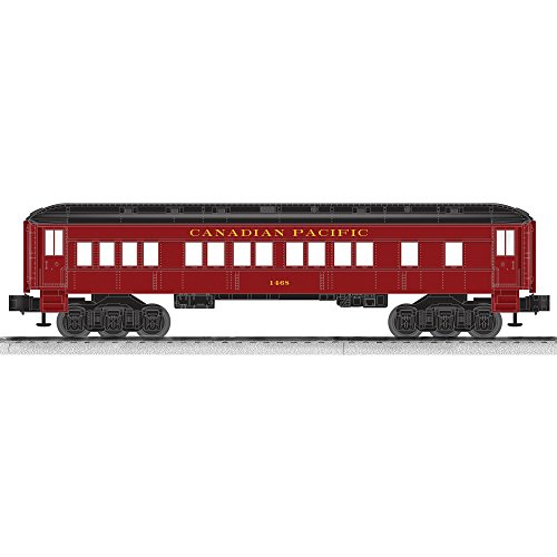 Review Lionel Canadian Pacific Coach/Diner