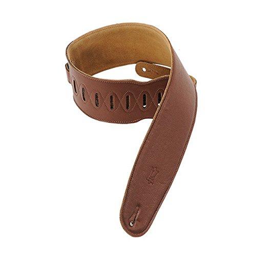 Levy's Leathers M4GF-BRN 3-inch Garment Leather with Thong, (Levys Leathers Garment Leather)