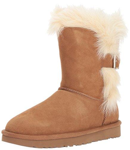Che Beige Boots Chestnut UGG WoMen Snow Australia Deena W WYUX8wp7q