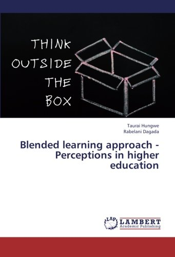 Blended learning approach - Perceptions in higher education ebook