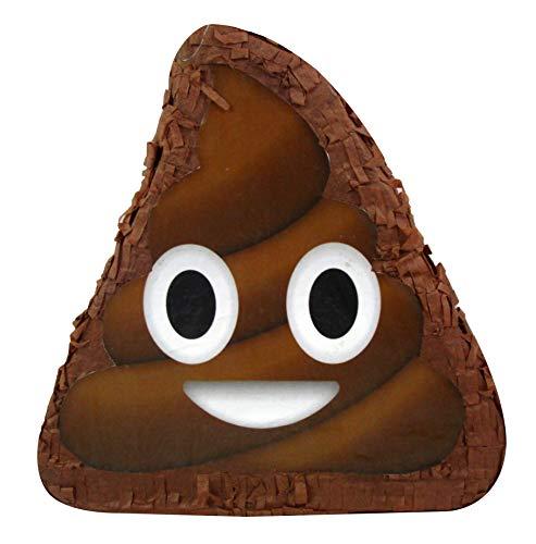 Pinatas Poo Pile, Party Game Activity for Emoji Birthdays -