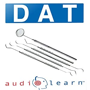 Dental Admission Test (DAT) AudioLearn Audiobook