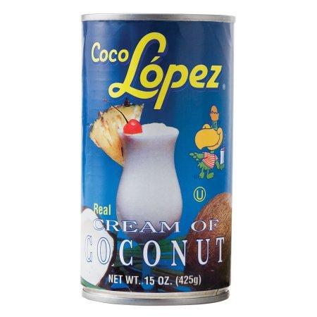 Coco Lopez Cream of Coconut - 15 oz can (Count of - Sun Lopez