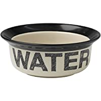 "Petrageous Designs Pooch Basics 6 ""Pet Bowl, Agua"