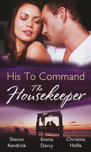 book cover of His to Command: The Housekeeper