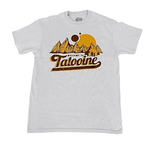 Star Wars Welcome Tatooine Shirt