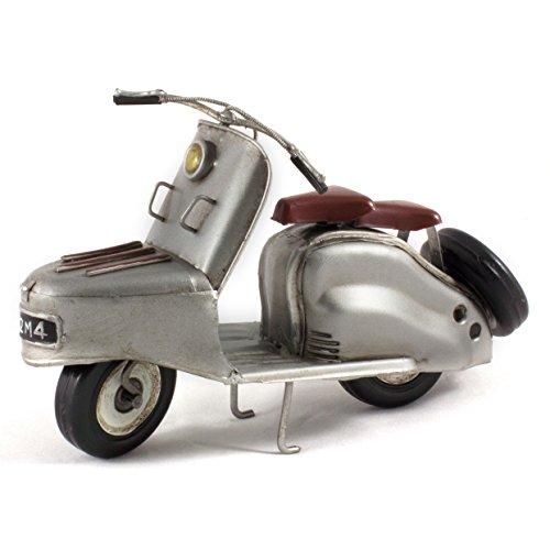 Modèle réduit métal vintage - Scooter Peugeot S57, 1955