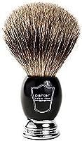 Parker Safety Razor Handmade Deluxe 100% Pure Badger Shaving Brush