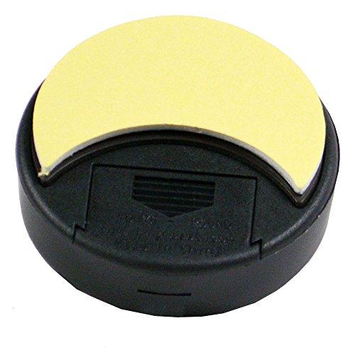 Quality Importers HygroSet II Round Digital Hygrometer for Humidors