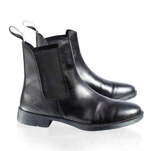 Horze, Stivali da equitazione uomo, Nero (nero), 40.5