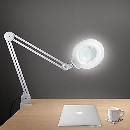 Amazon.com: HomGarden 56 - Abrazadera de lupa LED con ...