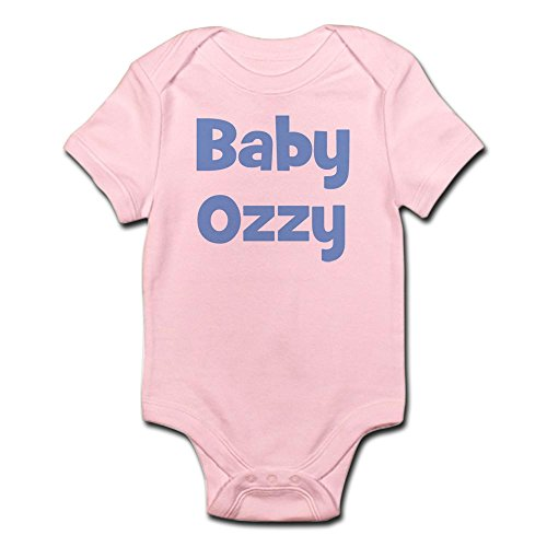 CafePress Baby Ozzy  Cute Infant Bodysuit Baby Romper