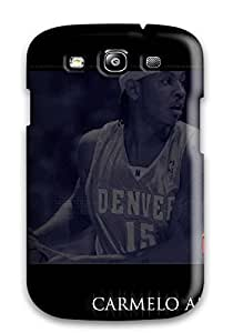 Lennie P. Dallas's Shop Fashion Tpu Case For Galaxy S3- Carmelo Anthony Defender Case Cover