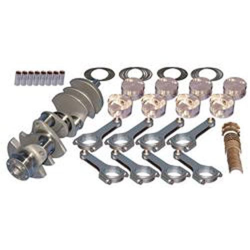 Eagle 14423020 Rotating Assembly Kit (Ford 4.6L 4-Valve Heads With 5.950In H-Beam - +.020 Bore)