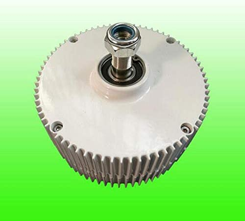 MEIGONGJU 300W AC12V / 24V Low drehen Geschwindigkeit Permanentmagnet-Generator Wind-Generator Generator Low 300W