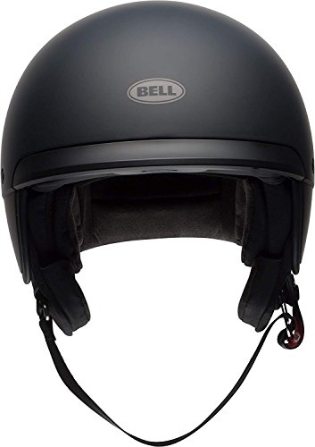 Bell Scout Air Motorcycle Helmet (Solid Matte Black, Large)