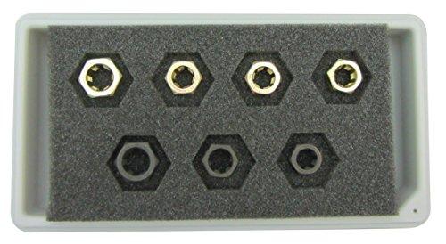 Lang Tools 2583 7-Piece Wheel Stud Thread Restorer (Wheel Stud Tool)