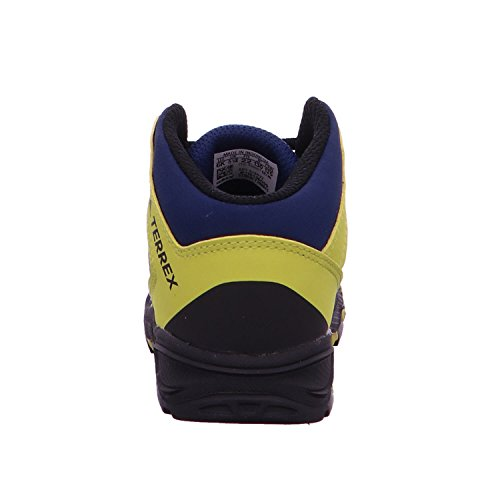 adidas AX2 MID I - Botas de treckingpara niños, Azul - (AZUMIS/BLATIZ/AZUBAS), 17