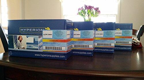 Hyperion Genuine CC530A, CC531A, CC532A, CC533A Toner Set BCYM LJ CP2025/CM2320sellados en paquete original