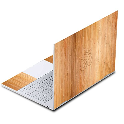 MightySkins Skin for Google Pixelbook - Bamboo Ohm Protective, Durable, and Unique Vinyl Decal wrap cover | Easy To Apply, Remove, and Change Styles | Made in the USA (Florida Flooring White)