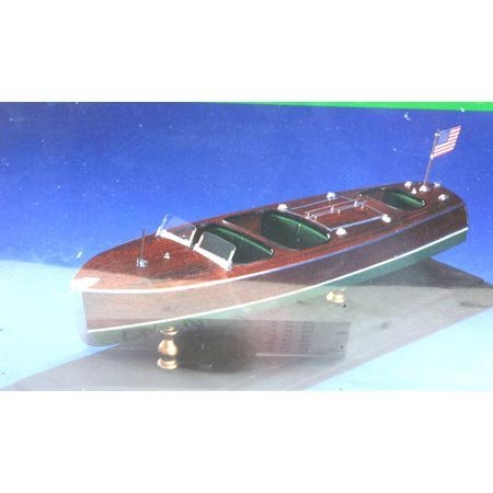 Chris Craft Boats Wooden - Dumas 1/24 Chris-Craft Triple Cockpit