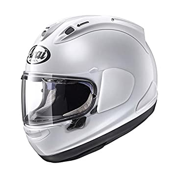 ARAI RX-7V - Casco integral para moto, color blanco (Diamond White)