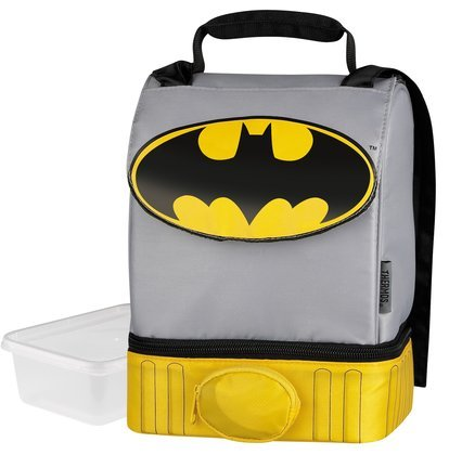 Batman Lunch Compartment Thermos Company