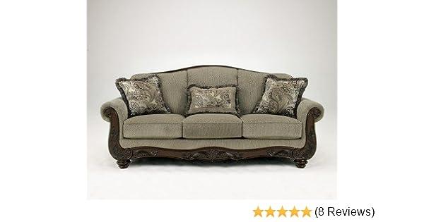 Amazon Com Ashley Furniture Sofa Kitchen Dining
