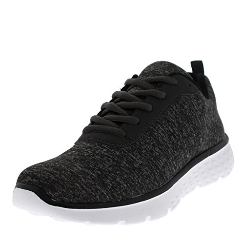 Running Gym Get Mesh Grey Black Jersey White Walk Shoes Womens Athletic Sport Go Trainers Fit Run xBrB8qI