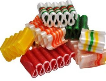 washburn mini ribbon candy christmas seasonal - Christmas Ribbon Candy