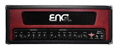 - ENGL Amplification E 765 Retro Tube Head 100W