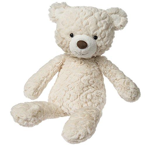 Mary Meyer Putty Bear Medium Teddy Bear Soft Toy, Cream