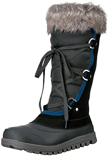 Black Yardley Bt Snow Women's Boot Baretraps 6HXqpW4
