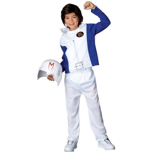 Economy Speed Racer Kids Costume (Large)