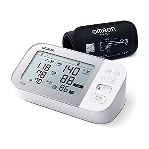 OMRON X7 Smart Tensiomètre Bras, Détecte les risques de fibrillation auriculaire (AFib) , Bluetooth, Technologie…