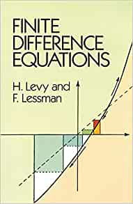 Finite Difference Equations (Dover Books on Mathematics): H