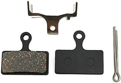 Wear Resistant Long Lifespan MTB Bike Bicycle Durable Resin Disc Brake Pads