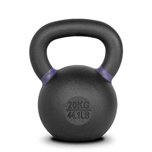 Gronk Fitness - Pesas Rusas de Hierro Fundido – 20 kg – 44,1 Libras