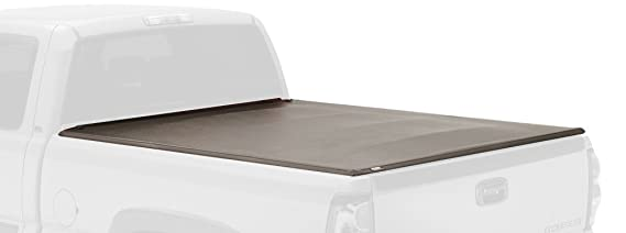 Lund 95014 Genesis Tri-Fold Truck Bed Tonneau Cover for 1983-2011 Ford Ranger; 1994-2010 Mazda B2300, B3000, B4000 | Fits 6' Bed